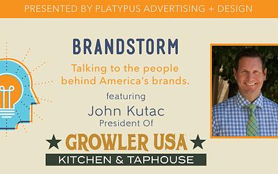 Episode 68: John Kutac Shares What's on Tap at Growler USA