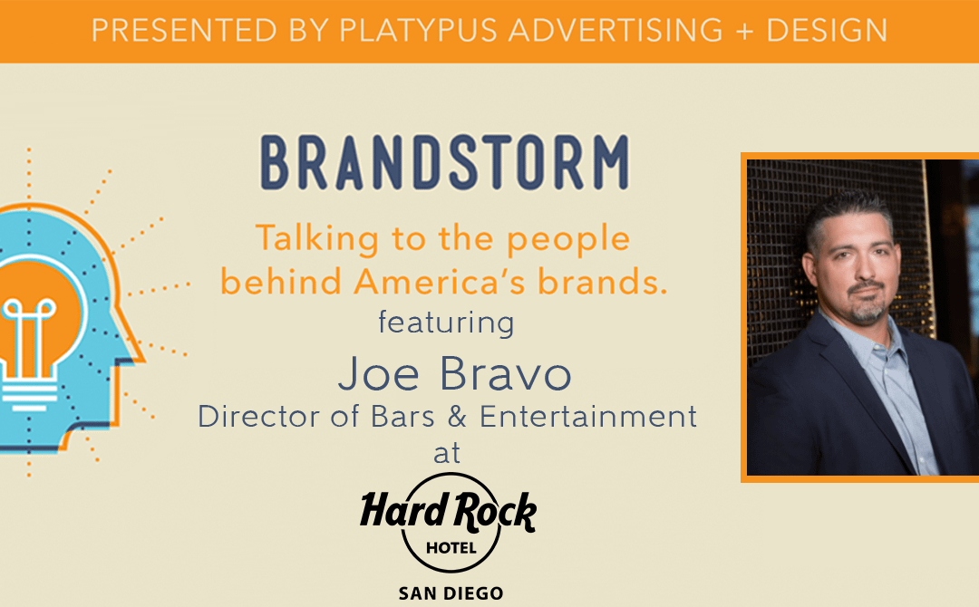 Episode 61: Creating Great Experiences with Hard Rock's Joe Bravo