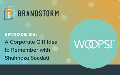Episode 85: A Corporate Gift Idea to Remember with Shahnoza Saadati